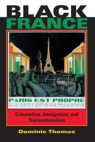 Black France: Colonialism, Immigration, and Transnationalism (African Expressive Cultures)