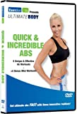 Ultimate Body: Quick & Incredible Abs [DVD] [2009] [US Import]