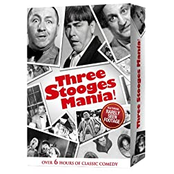 Three Stooges Mania! (Gift Box)