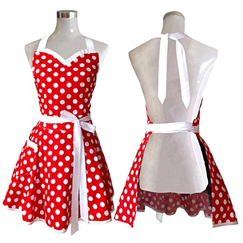 Lovely Sweetheart Red Retro