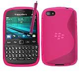 Samrick S Wave Coque de protection hydrogel pour BlackBerry 9720 avec protection �cran, chiffon de nettoyage en microfibre et stylet pour �cran tactile