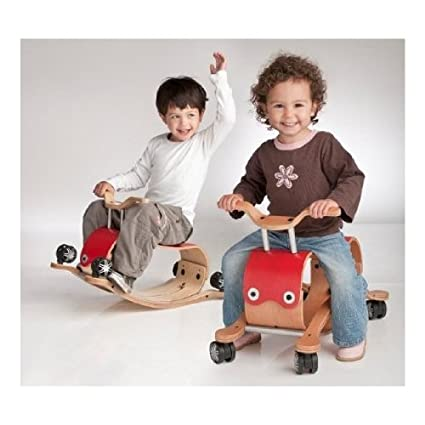 rocking horse ride on toy