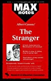 Stranger, The (MAXNotes Literature Study Guides) (MAXnotes Literature Guides) (0878910484) by Kelly, Kevin