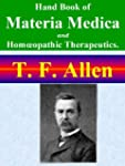 Hand Book of Materia Medica and Hom&#...