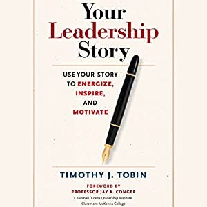 Your Leadership Story Audiobook