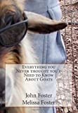 Everything you Never thought youd Need to Know About Goats