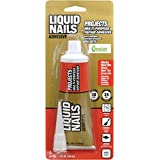 Liquid Nails LN700 4-Ounce Small Projects and Repairs Adhesive