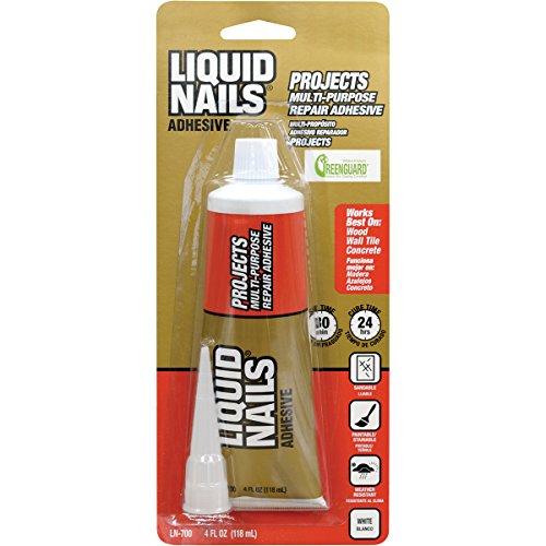 Liquid Nails Ln715 10 Ounce Liquid Nails Tub Surround And Shower Walls Adhesive Health Beauty
