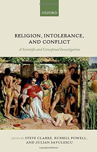Religion, Intolerance, and Conflict: A Scientific and Conceptual Investigation