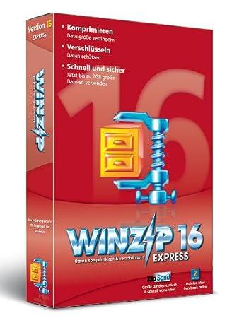 WinZip 16 Express