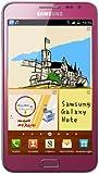 """Samsung Galaxy Note N7000 - Smartphone libre Android (pantalla táctil de 5,3"""" 1280 x 800, procesador de 1200 MHz) color rosa [Importado de Alemania]"""