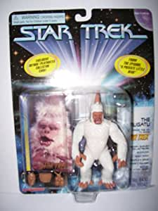 Amazon.com: Star Trek Mugatu Action Figure: Toys & Games