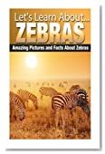Zebras: Amazing Pictures and Facts About Zebras (Let's Learn About)