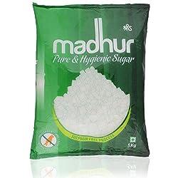 Madhur Pure Sugar - 5kg Bag