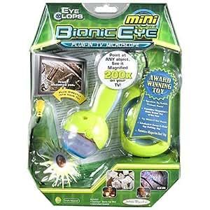 NEW EyeClops® Mini Bionic Eye Plug-In TV Microscope