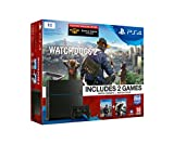 #4: Sony PS4 1TB Console (Free Games: Watchdogs I, Watchdogs II and Infamous Second Son)