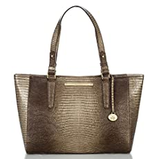 Medium Arno Tote<br>Sable Fashion Lizard
