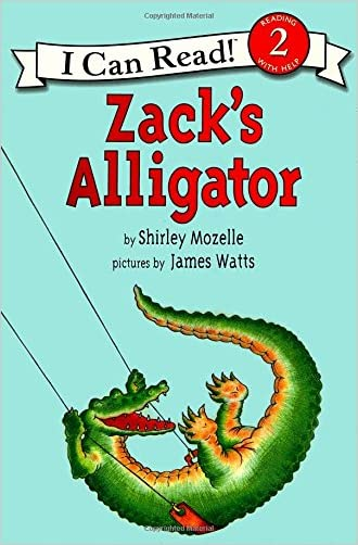 Zack's Alligator (An I Can Read Book)