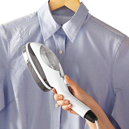 Portable Steamer for Clothes & Draperies (Plancha A Vapor Para Ropa compare prices)