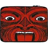 Snoogg Aztec Face 12 To 12.6 Inch Laptop Netbook Notebook Slipcase Sleeve