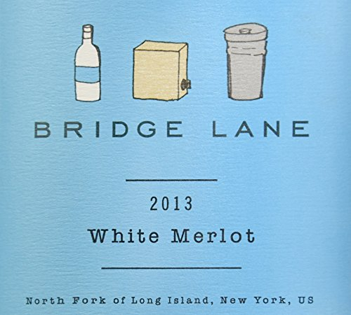 2013 Bridge Lane White Merlot 750 Ml