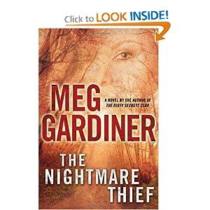 Nightmare Thief - Meg Gardiner
