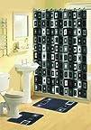 Home Dynamix 316-450 Bath Boutique Poly-Acrylic 15-Piece