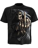 SPIRAL - T-Shirt Bone Finger (in XXL)