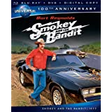 Smokey and the Bandit [Blu-ray + DVD + Digital Copy] (Universal's 100th Anniversary)