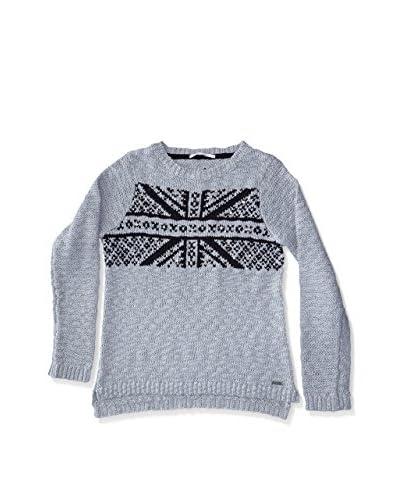 Pepe Jeans London Pullover Lara  [Grigio Chiaro]