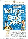 Where The Boys Are [DVD] [Region 1] [NTSC] [US Import]