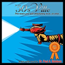 '50sVille: Vol. 4 (       UNABRIDGED) by Paul Ibbetson Narrated by Roberto Scarlato