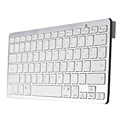 Nextgen KB42WHX Wireless Bluetooth Ultra Slim Keyboard for Apple Mac Android Tablet PC