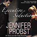 Executive Seduction Audiobook by Jennifer Probst Narrated by Anne Johnstonbrown