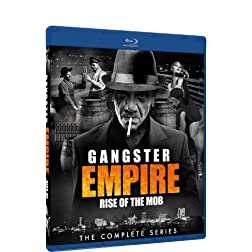 Gangster Empire: Rise of the Mob - Blu-ray