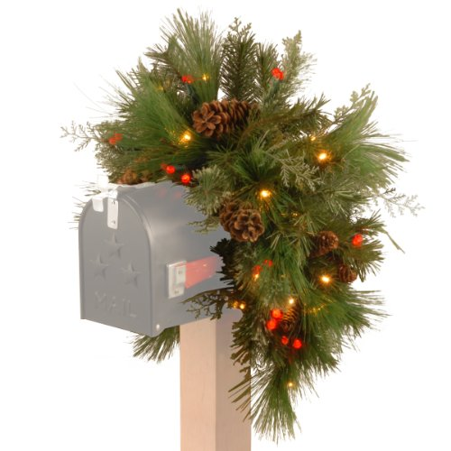 Led Christmas Wreaths Outdoor