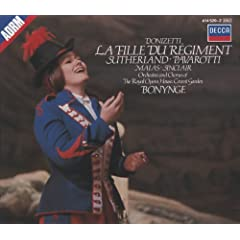 Donizetti: La Fille du R�giment (2 CDs)