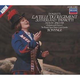 """Donizetti: La fille du r�giment / Act 1 - """"Quoi! vous m'aimez?"""""""