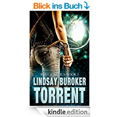 Torrent (Rust & Relics, Book 1)