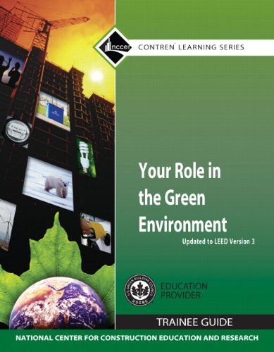 Your Role in the Green Environment Trainee Guide, Updated...