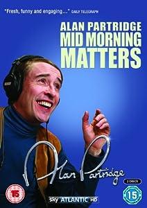 Alan Partridge - Mid Morning Matters [DVD]