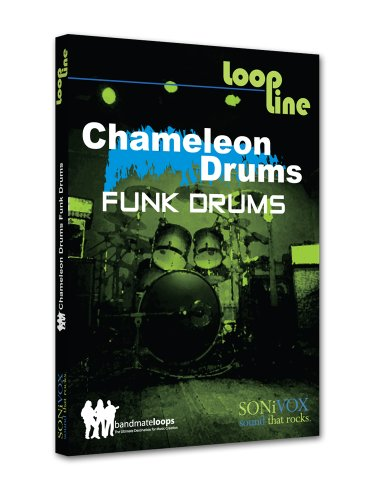 Sonivox Chameleon Drums 1 - Looping Software