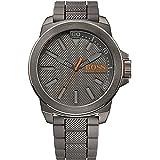 Boss - 1513005 - Montre Homme - Quartz - Analogique - Bracelet Silicone gris