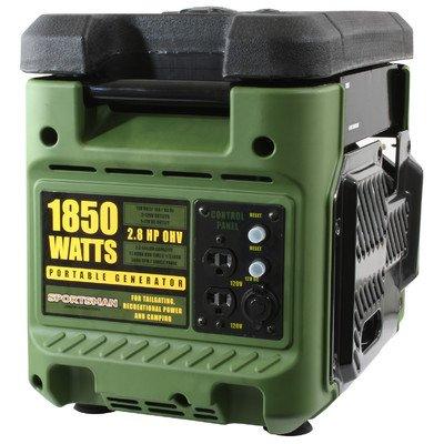1,850 Watt Portable Generator