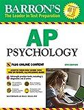 Barron's AP Psychology, 8th Edition: with Bonus Online Tests