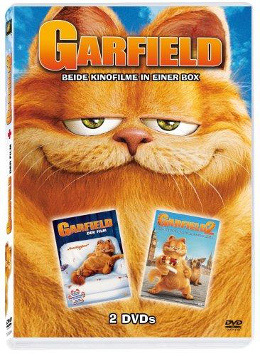 Garfield - Teil 1&2 im Doppelpack [2 DVDs]