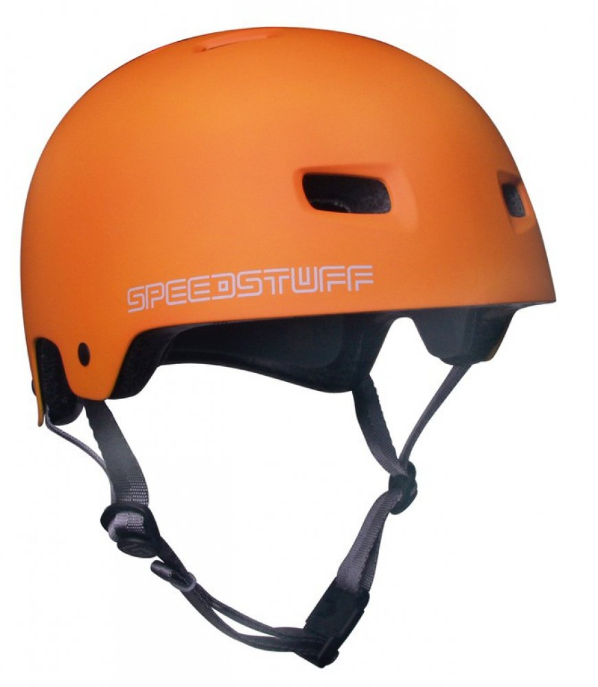 Helm Speed Stuff Dirt Style Comp. Gr. S/M (53-57cm) orange/grau bestellen