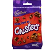 Cadbury Raisin Clusters 140g