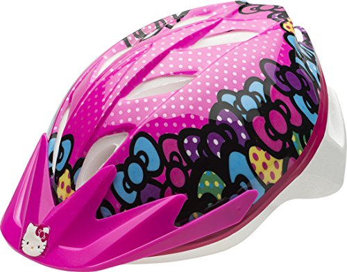 Bell-Girls-Hello-Kitty-Cruisin-Kitty-Bike-Helmet