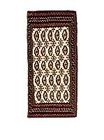 RugSense Alfombra Persian Kalat Beige/Marrón/Rojo 109 x 52 cm